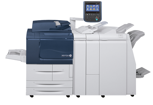 Xerox® D95A/D110/D125 Copier/Printer and D110/D125 Printer