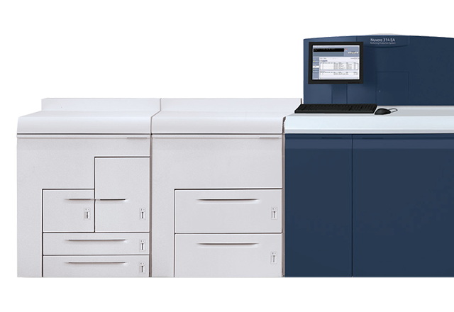 Xerox Nuvera® 200/288 MX Perfecting Production System