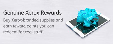 Genuine Xerox Rewards
