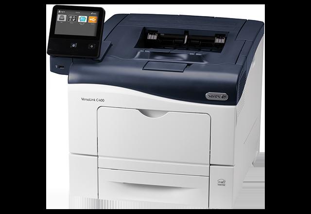 Imprimante couleur VersaLink® C400 de Xerox®