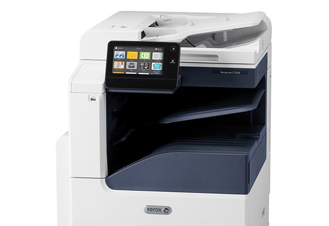 Imprimante multifonction couleur C7020/C7025/C7030 VersaLink® de Xerox®