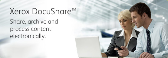 Xerox DocuShare - Flexible, easy, cost-effective enterprise content management platform