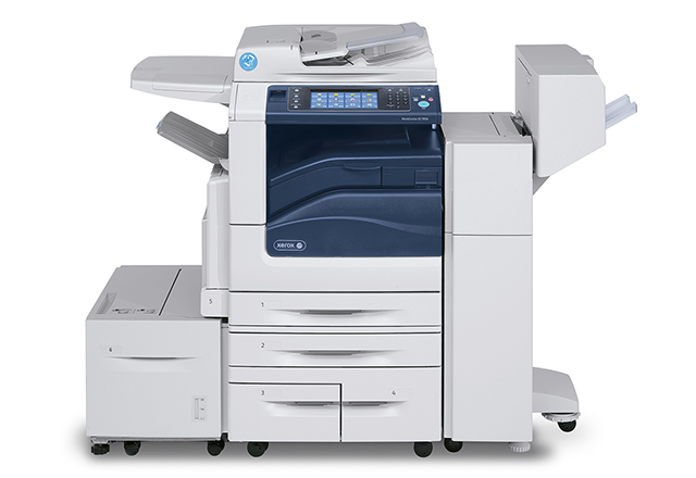WorkCentre® EC7836/EC7856 Color Multifunction Printer