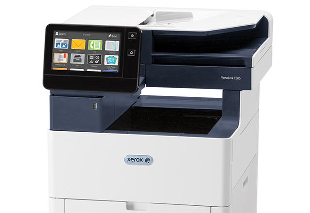 Xerox® VersaLink® C505 Colour Multifunction Printer
