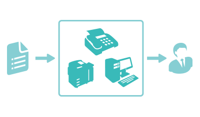 Sagemcom XMediusFAX Fax SoftwareConnects with Voice over IP and Xerox Multifunction Printers