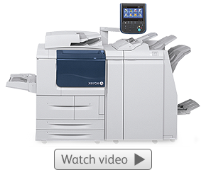 Xerox D95/D110/D125 D95 D110 D125 video 290x240 en